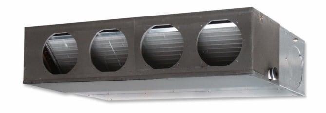 aire acondicionado por conductos fujitsu serie LM