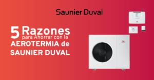 aerotermia de Saunier Duval