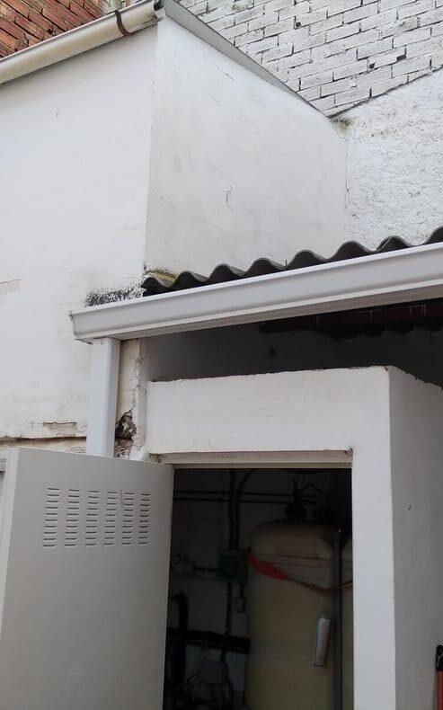 Cambio de Caldera de Gasoil por Aerotermia de Alta Temperatura en Torres de Berrellen 5