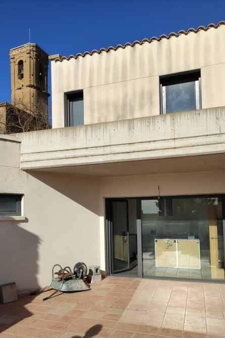 Instalación de Aerotermia de Alta Temperatura en Alcalá del Obispo (Pre Pirineo Aragonés) 5